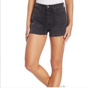 NEW • GRLFRND • Karolina Cut Off Denim Shorts 29